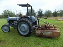 Massey Ferguson tractor  and slasher Dubbo Dubbo Area Preview