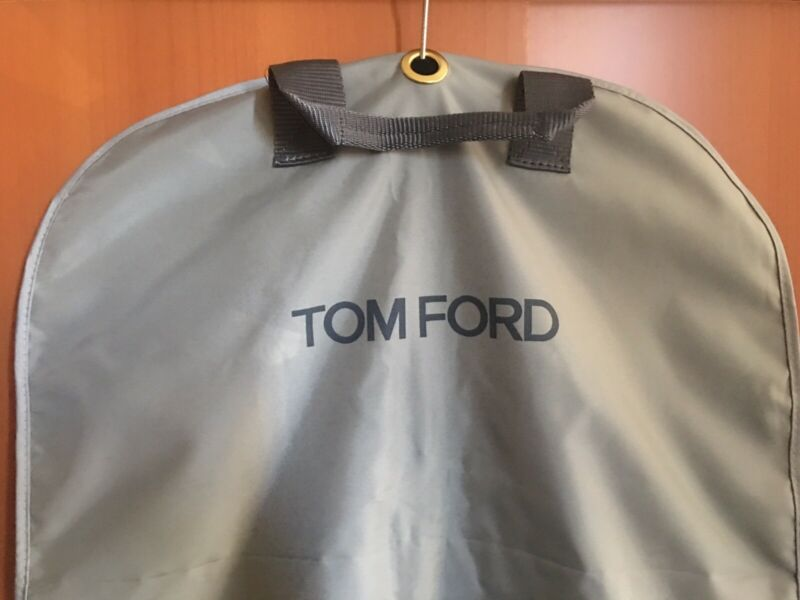 AUTHENTIC TOM FORD GARMENT BAG, W 19 X H 52