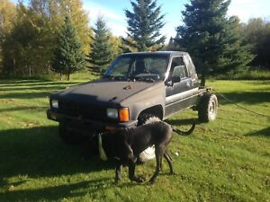 TOYOTA 4x4 truck package deal. Sell or trade