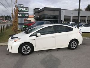 2012 Toyota Prius hybride/bluetooth/groupe electrique/ camera de