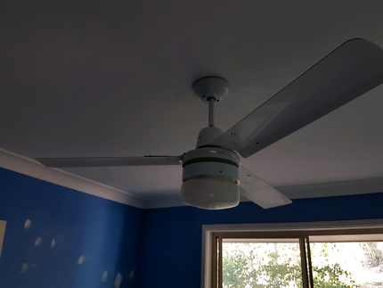 2 ceiling fans with lights other home garden gumtree 3 ceiling fans with lights aloadofball Images