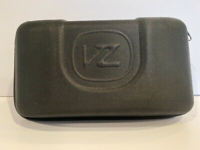 Large Black Von Zipper Goggles Hard Shell Protective Carrying Case. (Von Zipper Goggle Case)