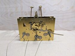 Hermle Triple chime 1161-853 floor clock movements for parts or repair