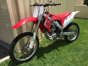 2011 HONDA CRF 250R Adelaide CBD Adelaide City Preview