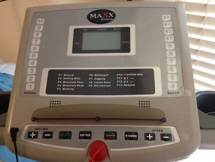 Max Fitness Exercise Walker M2010