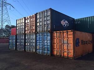 20' Shipping Container / Sea Container Midvale Mundaring Area Preview