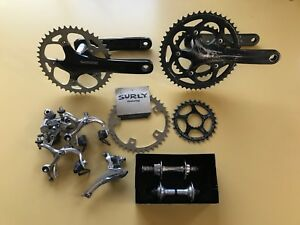 Shimano Surly Specialized Drivetrain Chainrings Derailleur Hubs