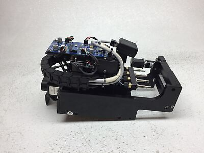Robotic Linear Actuator Stepper Quad Pump Picker Assembly From Lab Equipment