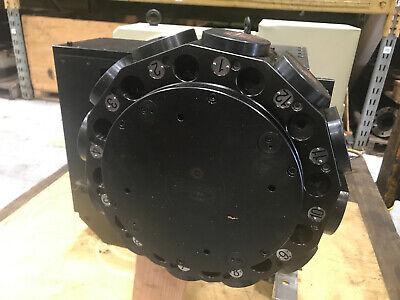 Sauter Cnc Tool Turret Hyundai Wia Kia 0.5.901.016 0.5.453.416 With Live Tooling