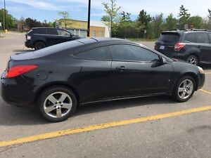 Pontiac G6 GT 2009 68000 KM only Accident free