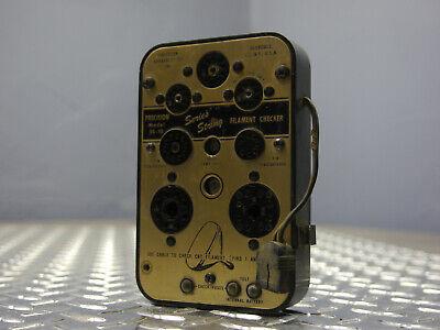 Precision Apparatus Series Ss-10 Filament Checker