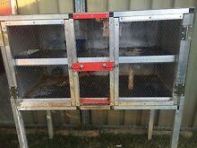 Rabbit hutch, Quail pen, Guinea pig pen, Removable Legs, Raby Campbelltown Area Preview