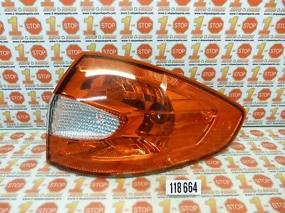 11 12 13 FORD FIESTA SEDAN PASSENGER RIGHT SIDE QUARTER MTD TAIL LIGHT LAMP OEM comprar usado  Enviando para Brazil