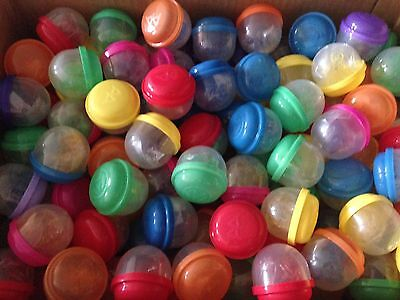 2 Inch Vending Machine Capsules Sticky Toy Mix 100 Pieces Birthday Grab Bags 2