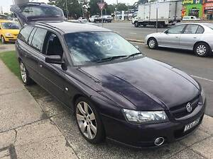 2006 VZ Holden Commodore Lumina Wagon Dual Fuel REG & RWC Oakleigh East Monash Area Preview