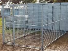 6 PANEL,DANGEROUS DOG, PUPPY, CAT,RUN, CAGE,,ENCLOSURE,KENNE Melton Melton Area Preview