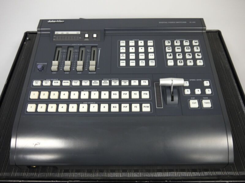 Datavideo SE-600 8-Input A/V Switcher