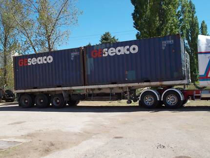 CONTAINERS 25 TO CHOOSE FROM COOMA BASED