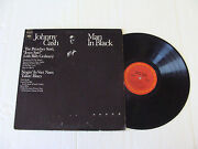 Johnny Cash Man in Black LP