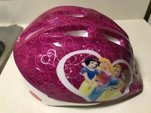 Girls Disney Princess Bike Helmet