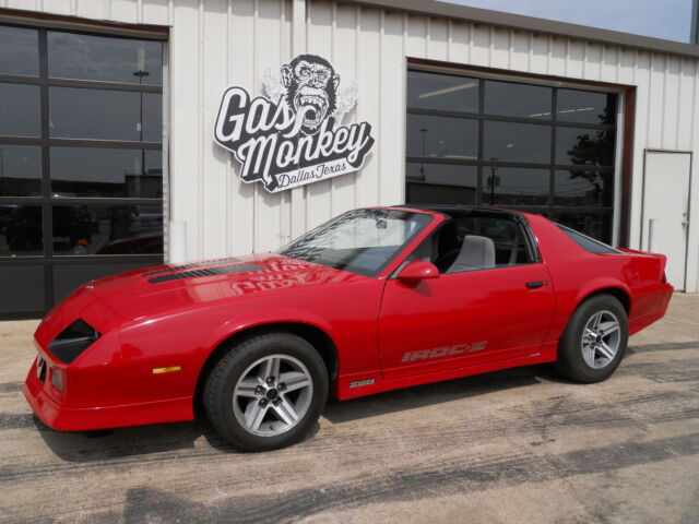 Image 1 of Chevrolet: Camaro IROC…