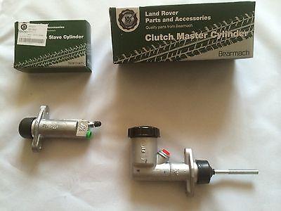 Land Rover Defender 200tdi Clutch Slave & Master Cylinder Kit BR3018 & BR3021