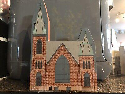 CATS MEOW MAKEMIE MEMORIAL PRESBYTERIAN CHURCH SNOW HILL MARYLAND