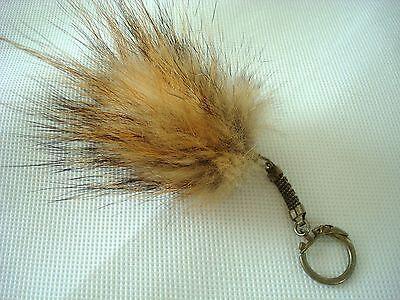 lzanhänger, Fellbommel Bag Bugs Monster Keychain Charm Fur (Monster Pelz Fell)