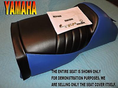 Yamaha SRX SXR 1998-2002 New seat cover 500 600 700 W/KNEE PADS SX SRX700 462C Yamaha Knee Pads