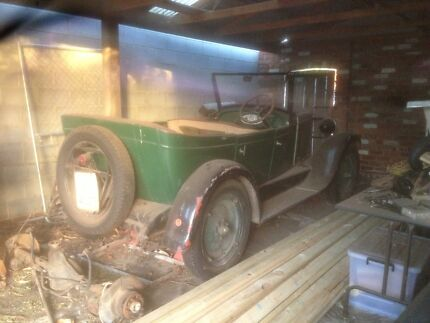 Chevy 1928 Bulla Hume Area Preview