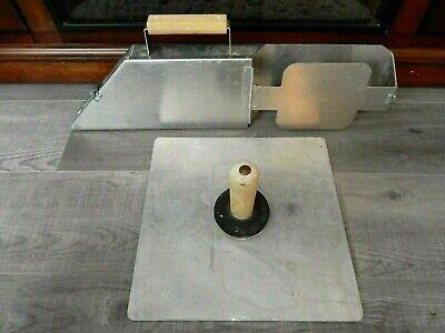 Drywall Tape Applicator Banjo Taper Mud Hawk Holder