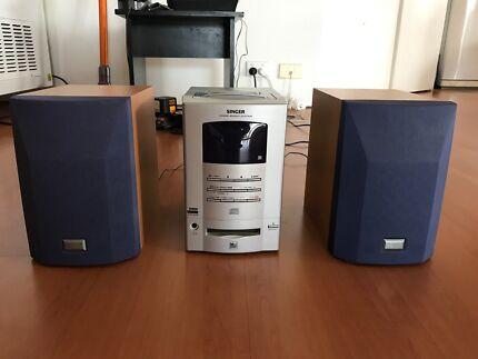 SINGER Home Audio System