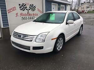 2009 FORD FUSION SE!!! FULLY LOADED! LOW KMS