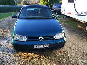 VW Golf Cabrio 2000 Robertson Bowral Area Preview