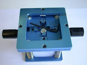 Original-New-HT-90-Reballing-Station-90MM-90MM-Universal-BGA-Kit-Blue-Screw
