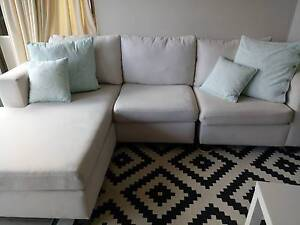 Modular sofa with chaise Tempe Marrickville Area Preview