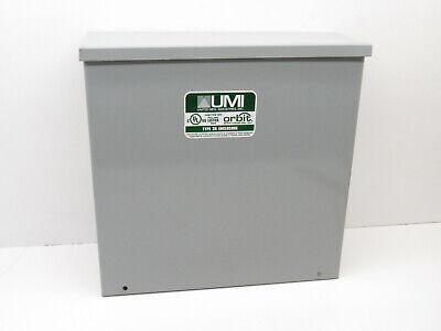 Umi Orbit 12 X 12 X 4 Type 3r Outdoor Rainproof Electrical Pull Enclosure Box
