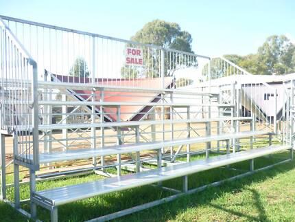 Aluminium Grandstands