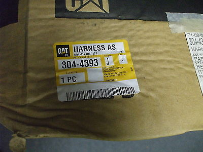 304-4393 Cat Caterpillar Wire Harness Assembly 3044393