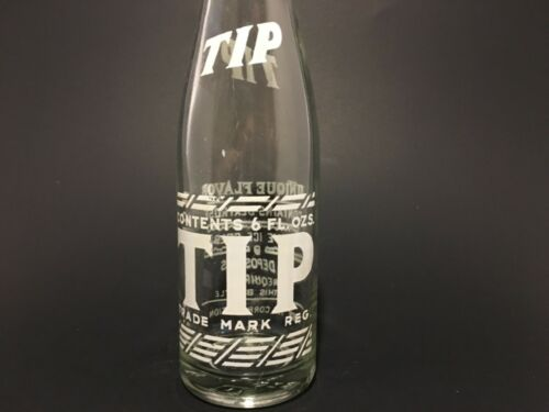 Vintage Soda Pop Bottle - TIP