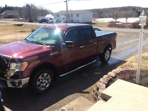 2010 F-150 Supercrew XLT 5.4