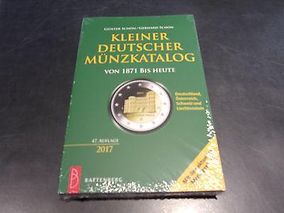 Schön Battenberg Kleiner Deutscher Münzkatalog 2017 neu