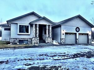 For Sale: Beautiful custom built home with acreage