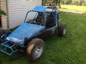 Vw rail dune buggy