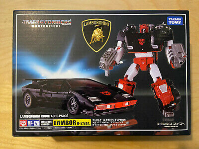 Transformers Masterpiece Lambor G-2 Ver MP-12G Takara Tomy New