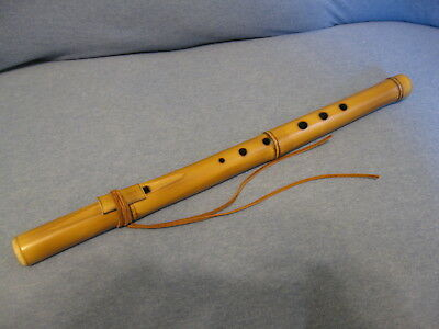 Flute Handcrafted Cedar key of G 11 inches long by Vance Morrill from Utah USA!!