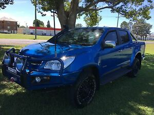 2014 Holden Colorado LTZ Ute West Kempsey Kempsey Area Preview