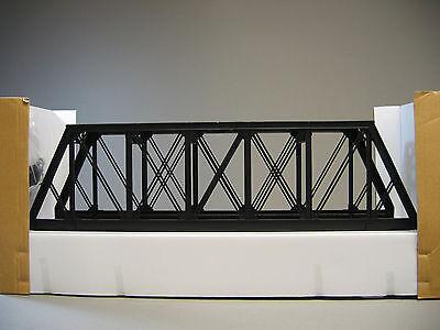 LIONEL TRUSS BRIDGE W FLASHERS & PIERS FASTRACK O/O27 o gauge track 6-12772 NEW