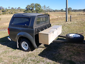 Camping trailer Meringandan Toowoomba Surrounds Preview