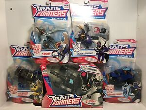 Animated Transformers MISB MOSC
